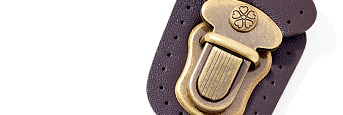 Bag Clasps & Fasteners