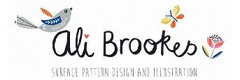 Ali Brookes Fabric