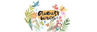 August Wren Fabric