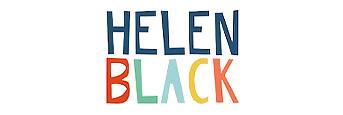 Helen Black Fabric