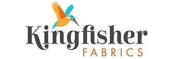 Kingfisher Fabrics House Design Fabric