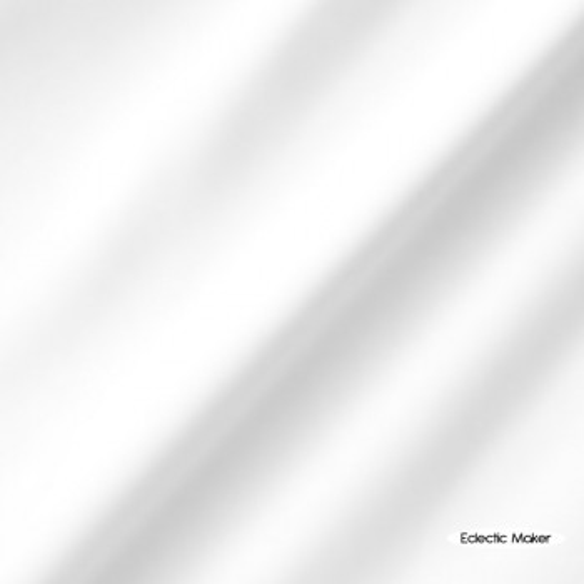 Moda Muslin in Warm White 45 inch - Calico
