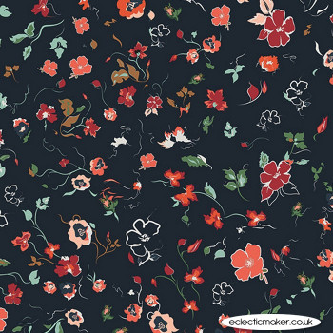 Art Gallery Fabrics - Joie De Clair Woodlands in KNIT