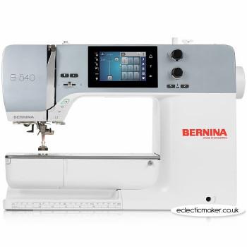 Bernina 540 Sewing Machine