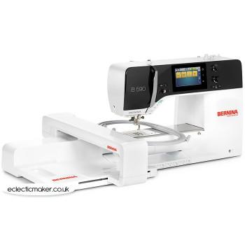Bernina 590e Sewing Machine