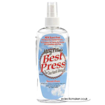 Mary Ellen's Best Press Scent Free - 6oz