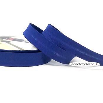 Bias Binding in Royal Blue - 18mm