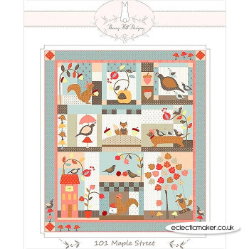 Bunny Hill Designs - 101 Maple Street Quilt Pattern