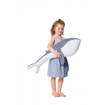 Burda Pattern 6044 Cuddly Toy - Whale & Bunny