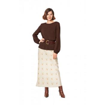 Burda Pattern 6059 Misses' Blouse & Top