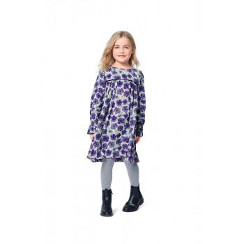 Burda Pattern 9274 Childrens Dress & Blouse with Yoke - Loose Drape