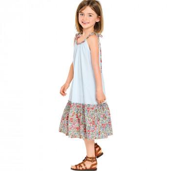 Burda Pattern 9280 Childrens Top & Dress