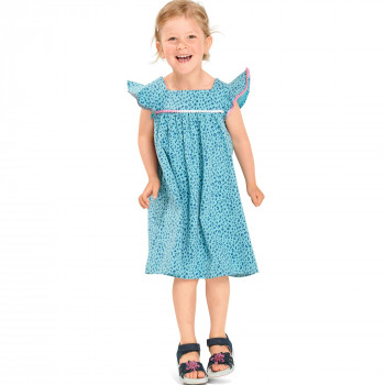 Burda Pattern 9281 Children's Top & Dress