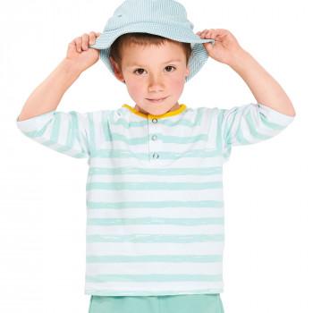 Burda Pattern 9284 Childrens Top & Dress