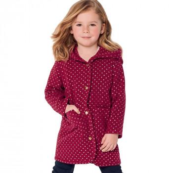 Burda Pattern 9289 Childrens Jackets with Hood