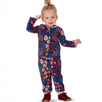 Burda Pattern 9293 Babies' Jacket - Trousers or Pants - Reversible