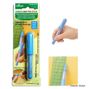 Chaco Liner Pen Style in Blue