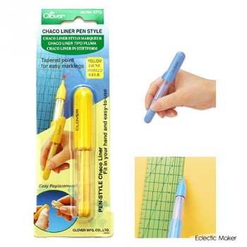 Chaco Liner Pen Style in Yellow