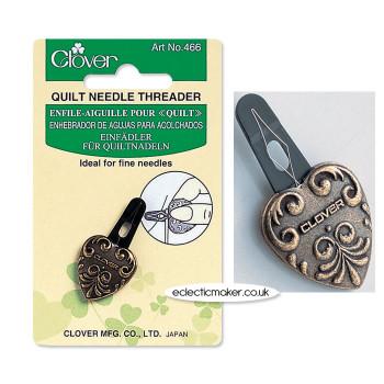 Clover Quilt Needle Threader