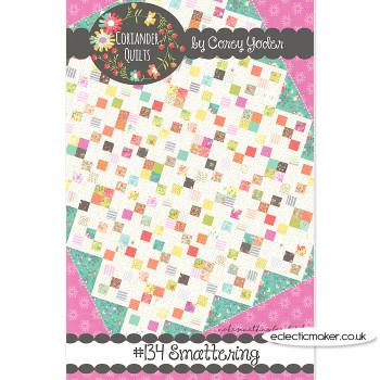 Coriander Quilts - Smattering Pattern