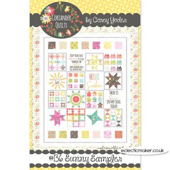 Coriander Quilts - Sunny Sampler Pattern
