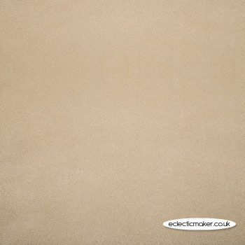 Shannon Fabrics - Cuddle Suede in Sand