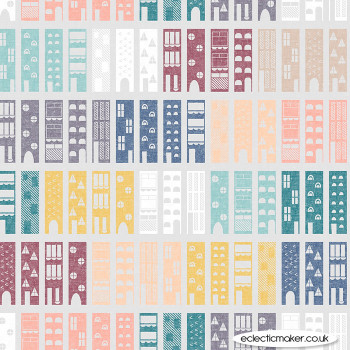 Dashwood Studio - Lifes Journey - Our Streets in Multi