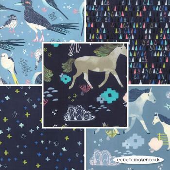 Moda Fabrics - Desert Song - Fabric Bundle in Multi