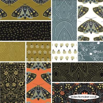 Moda Fabrics - Dwell in Possibility - Fabric Bundle in Multi