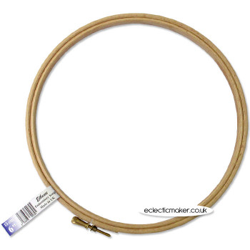 Embroidery Hoop / Frame - 6 inch (15cm)
