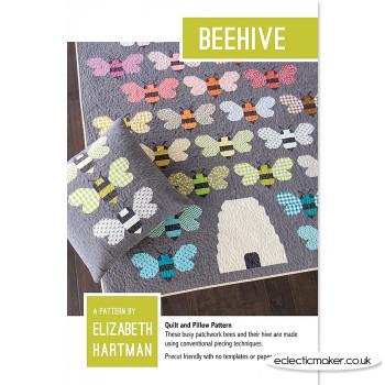 Elizabeth Hartman - Beehive Pattern