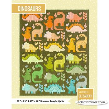 Elizabeth Hartman - Dinosaurs Pattern