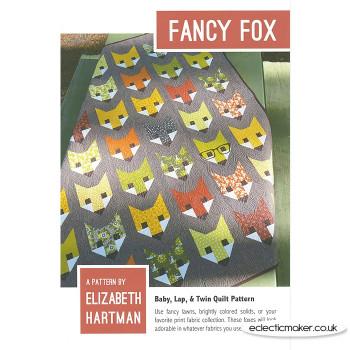 Elizabeth Hartman - Fancy Fox Pattern