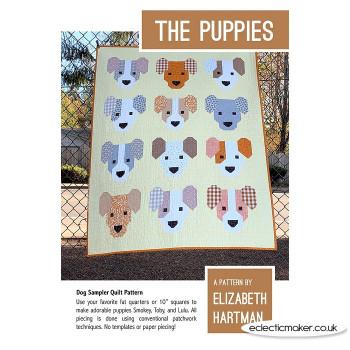 Elizabeth Hartman - The Puppies Pattern