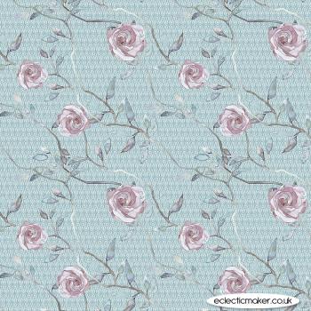 FreeSpirit - Bloom Beautiful - Heirloom Roses in Wisteria