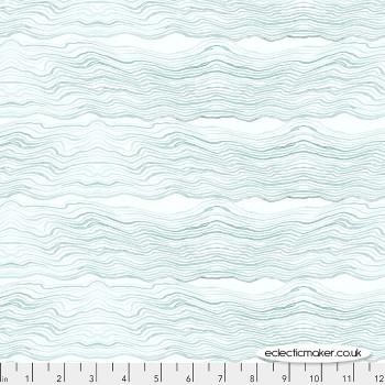 FreeSpirit Fabrics - Time & Tide - Ebb & Flow in Ocean