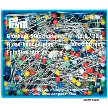 Prym Glass-Headed Pins