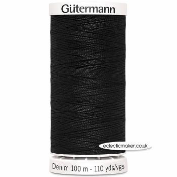 Gutermann Denim Thread - 1000