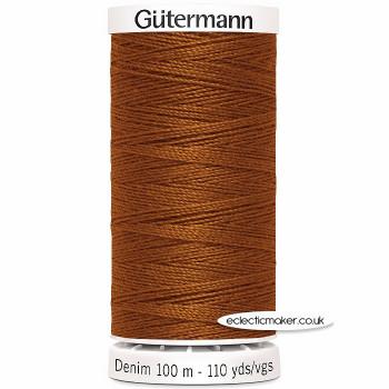 Gutermann Denim Thread - 2040