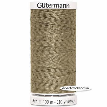 Gutermann Denim Thread - 2725