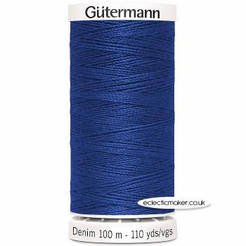 Gutermann Denim Thread - 6756