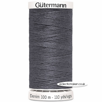 Gutermann Denim Thread - 9455