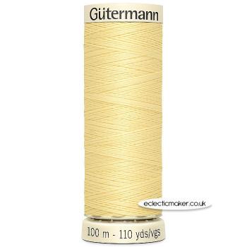Gutermann Sew-All Thread - 325