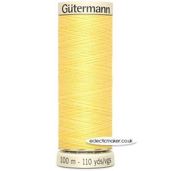 Gutermann Sew-All Thread - 852