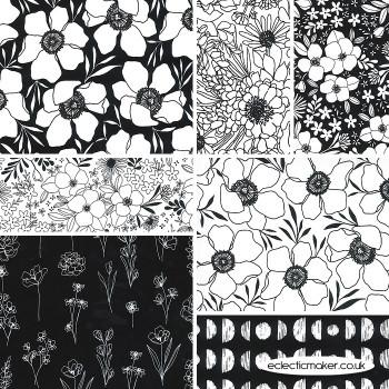 Moda Fabrics - Illustrations - Fabric Bundle