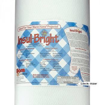 Insul-Bright Insulating Batting / Wadding 22 inch