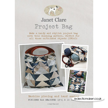 Janet Clare - Project Bag Pattern