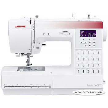 Janome Sewist 740DC Sewing Machine