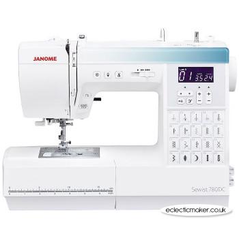 Janome Sewist 780DC Sewing Machine