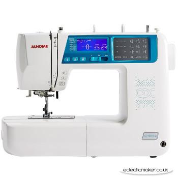 Janome 5270QDC Sewing Machine